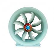 大风量桨翼型纺织节能轴流风机