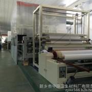 华志纺机 水刺无纺布生产线